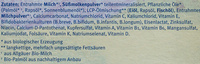 Lactana Bio Anfangsmilch Pre - Ingrédients - de
