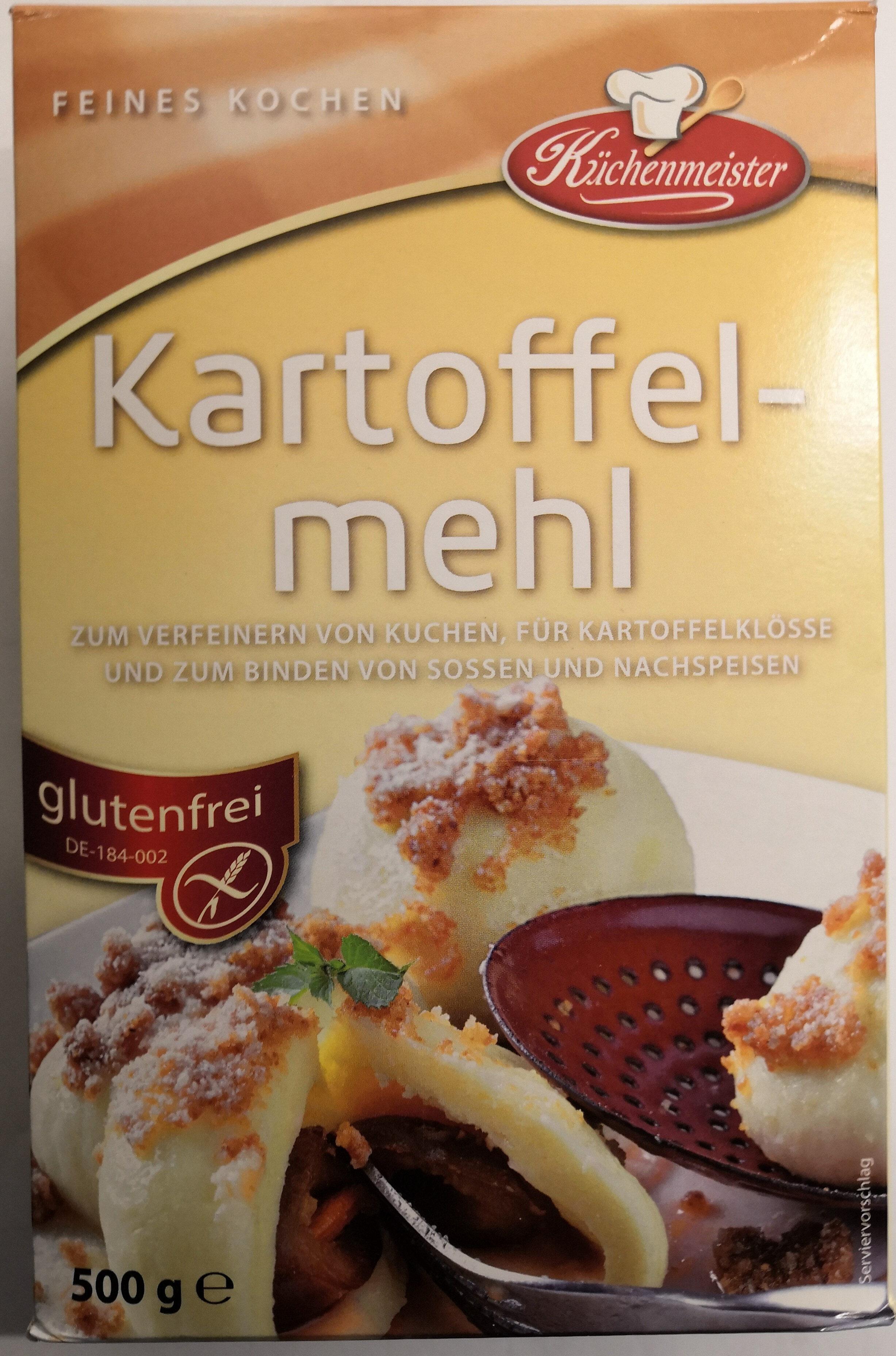 Kartoffelmehl - Produkt - de
