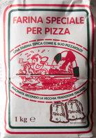 Pizza Mehl - Produkt - de