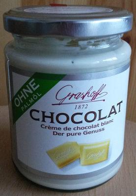 Creme de chocolat blanc - Produkt
