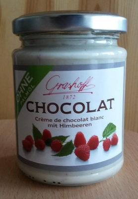 Chocolat mit Himbeeren - Produkt