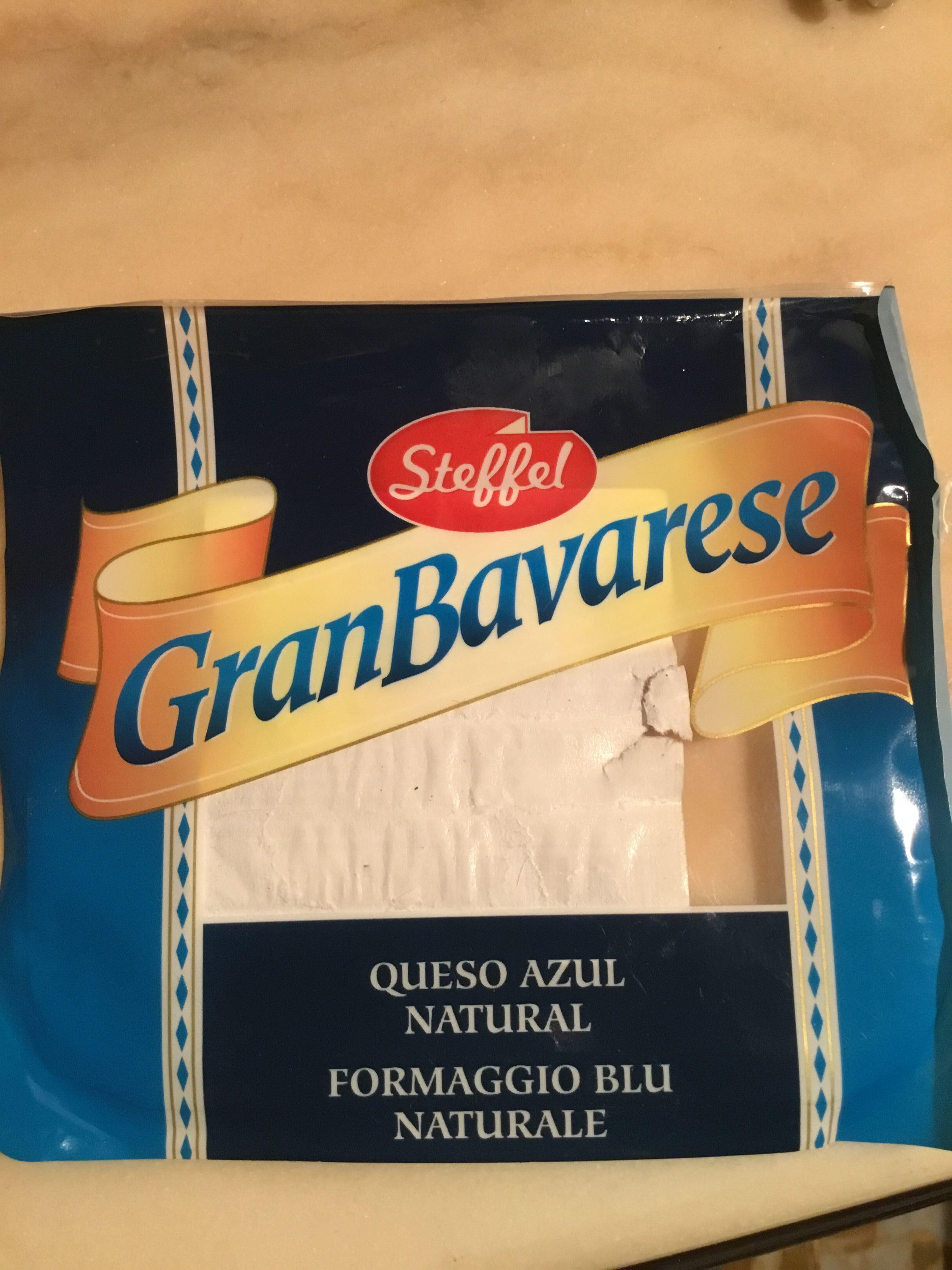 Gran Bavarese - Queso azul natural - Producte - it