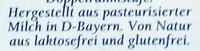 Bavaria blu Der Würzige - Inhaltsstoffe