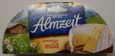 Almzeit cremig-mild - Produit - de