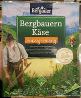 Bergbauern Käse - würzig nussig - Product - de