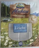 Bergader Almkäse Nussig Leicht - Produkt