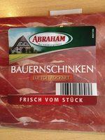Bauernschinken Luftgetrocknet - Produit