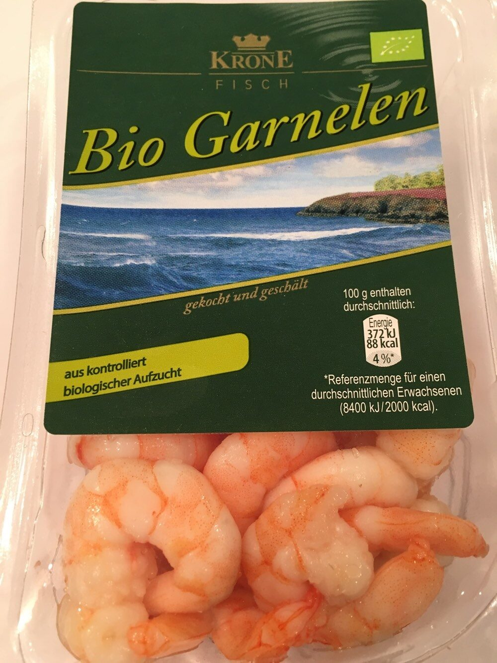 Bio Garnelen - Product - de