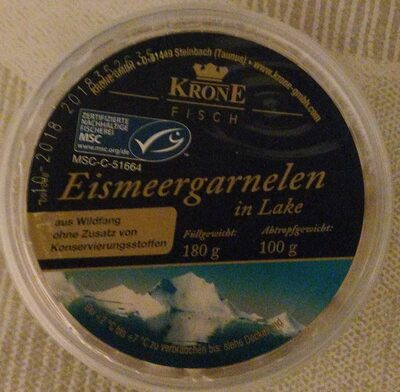 Eismeergarnelen in Lake - Produkt - de