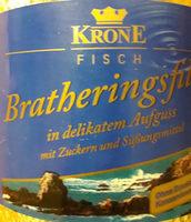Bratheringsfilet - Produit - de