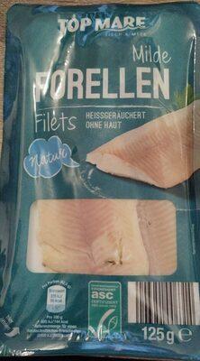 Forellen Filets Natur - Product - de