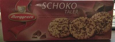 Schokotaler - Produit