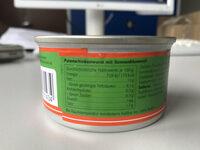 Putenschinkenwurst - Informations nutritionnelles