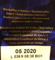 GOURMET CAFE - Ingredients