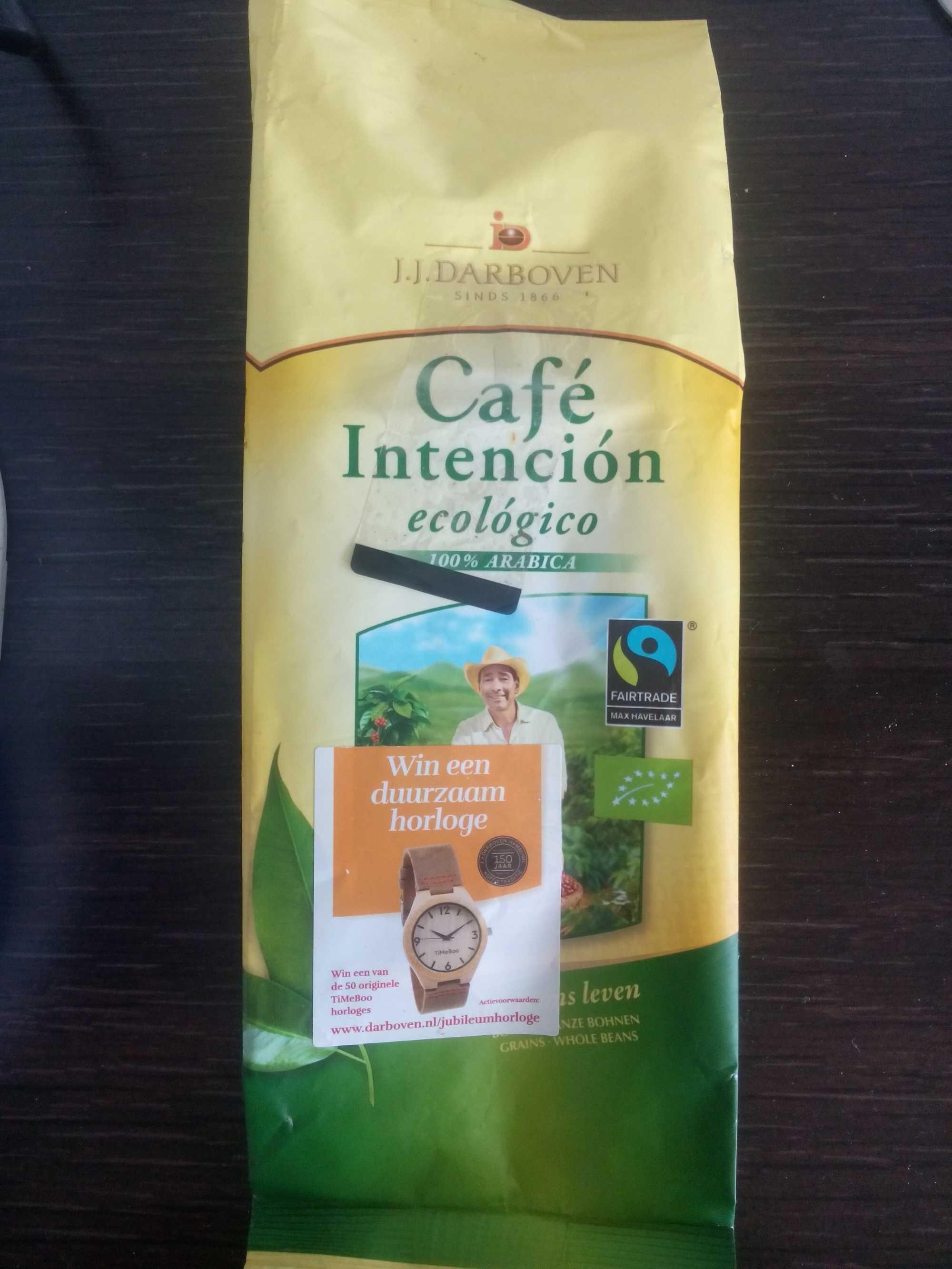 Café Intención ecológico - Product