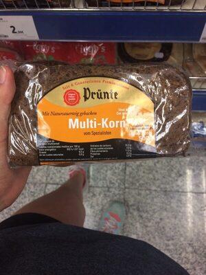 Pan aleman multi-korn