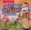 Geflügel Mini Würstchen - Produit