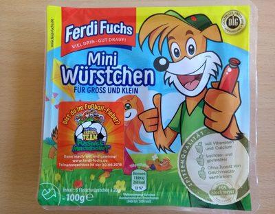 Mini Würstchen - Prodotto - de