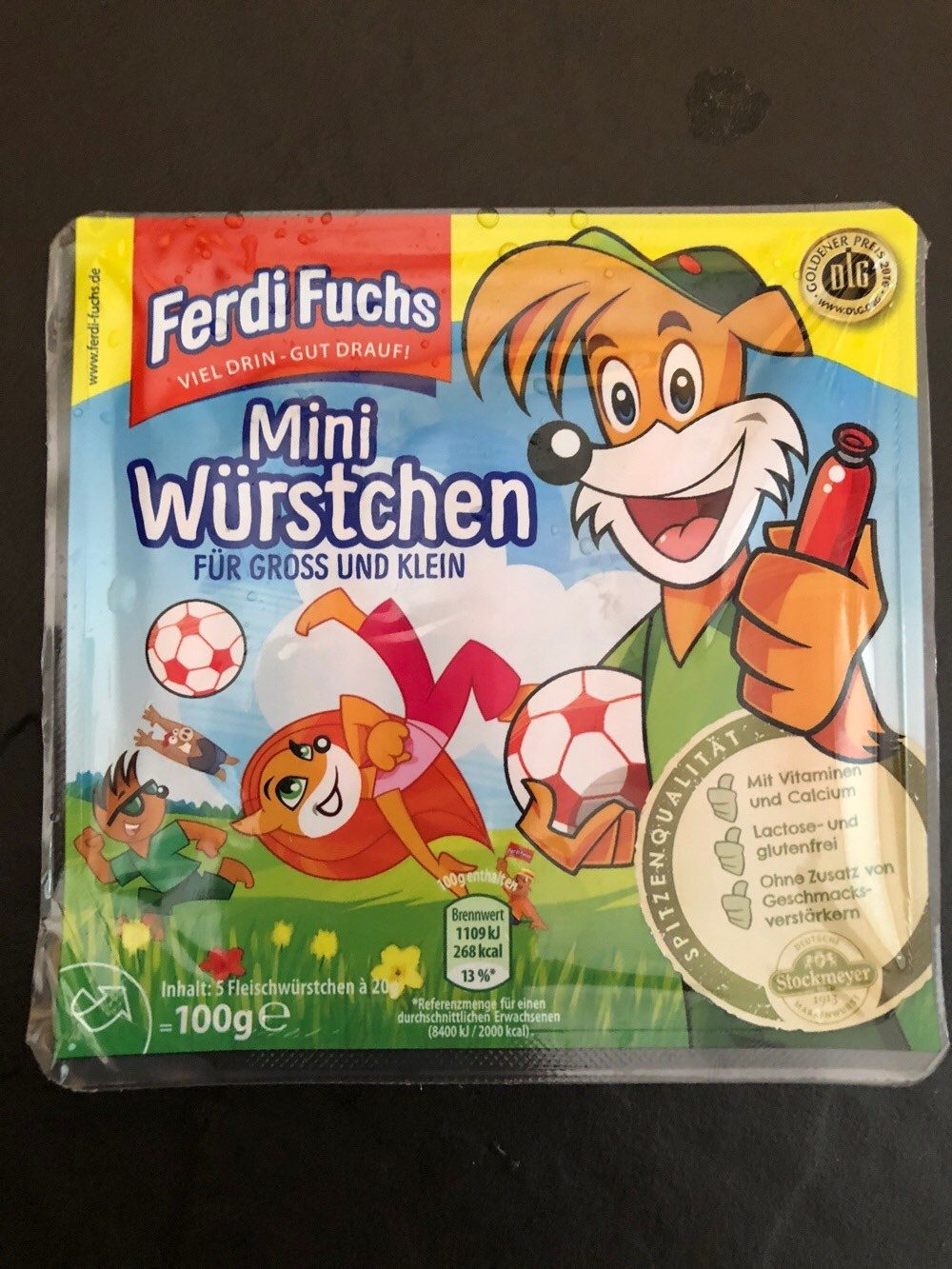Mini Würstchen - Product