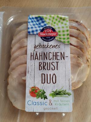 gebackenes Hähnchenbrust Duo - Product - de