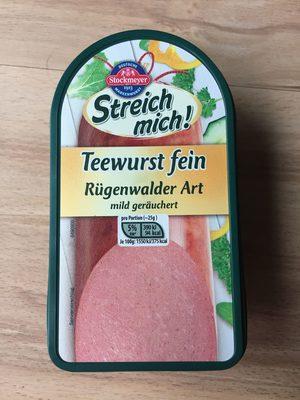 Teewurst fein - Product