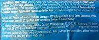 53% Protein Bar Cookies & Cream Flavour - Ingrédients - fr