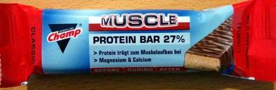 Muscle Protein Bar 27% - Produkt - de
