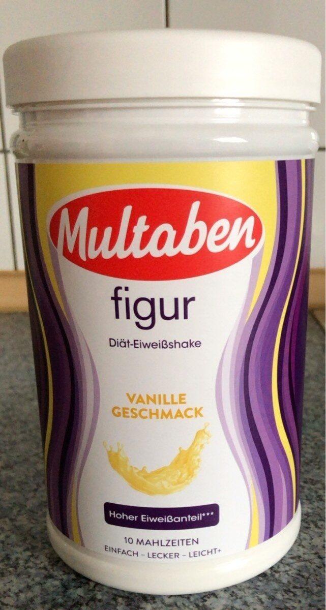 Multaben Figur Vanille-Geschmack - Produkt - de