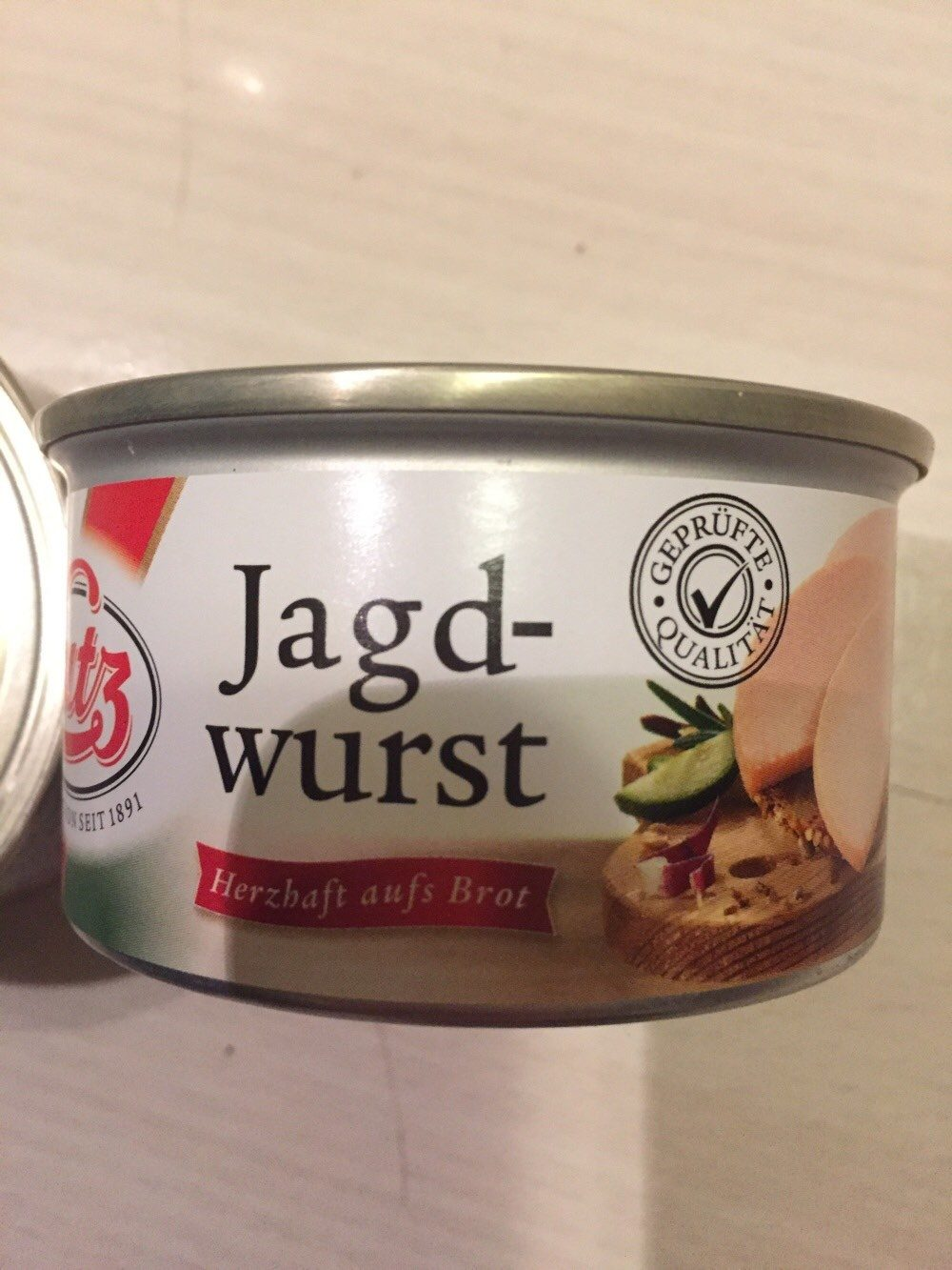 Jagdwurst - Product