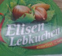 Elisen Lebkuchen - Product - fr