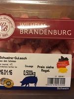 Schweine-Gulasch - Product