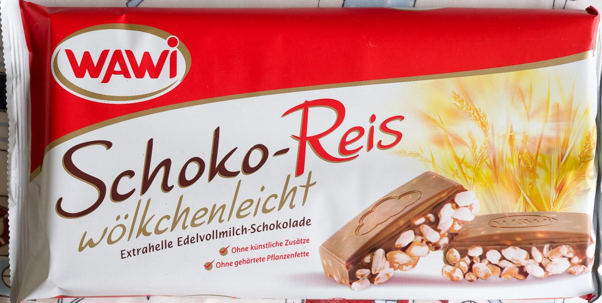 Schoko-Reis - Produit