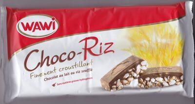 Choco-Riz - Produit - fr