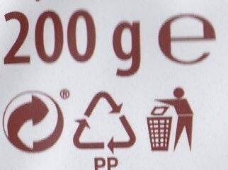 Schoko-Reis - Instruction de recyclage et/ou informations d'emballage - fr