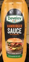 Hamburger sauce - Производ - sr