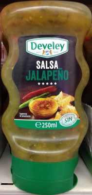 Salsa jalapeño
