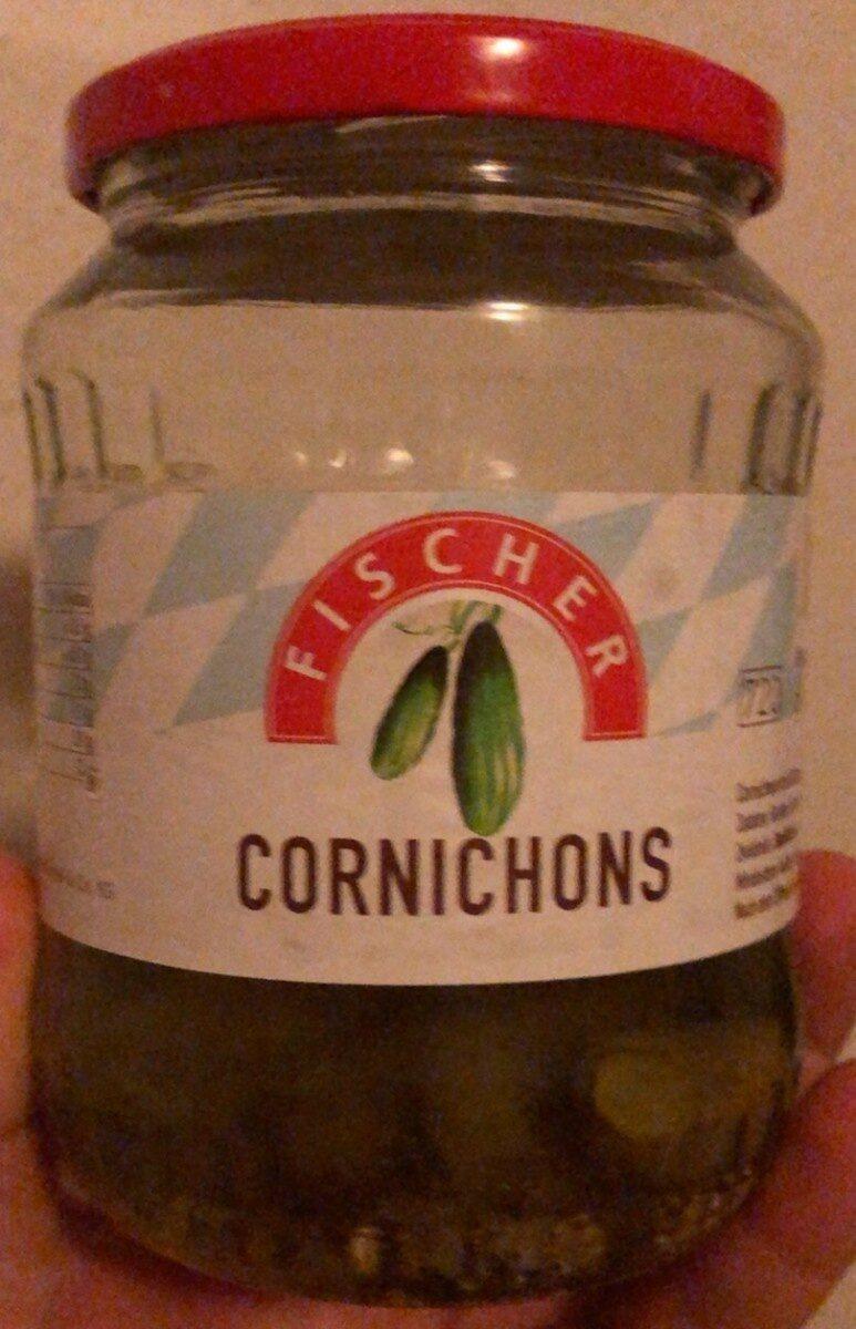 Cornichons - Produit - xx