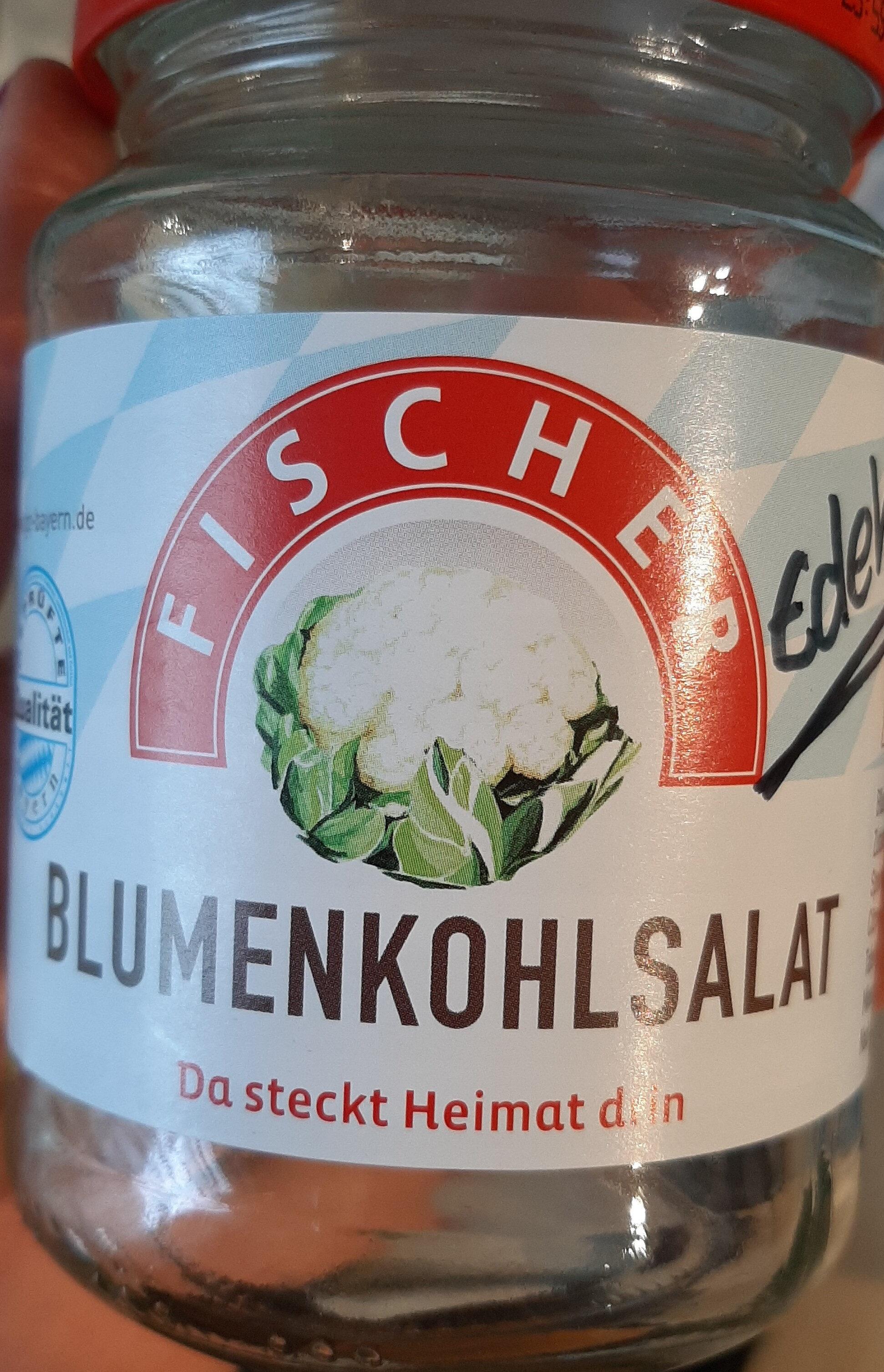 Blumenkohlsalat - Produit - de