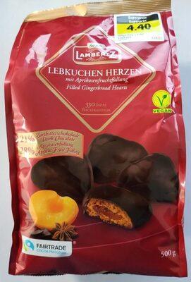 Lebkuchen Herzen - Produit - fr