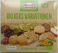 Bio Keks Variationen - Produkt
