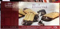 Balena - Produit