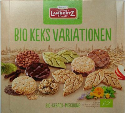Bio Keks Variationen - Product - de