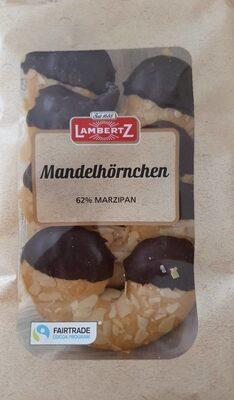 Mandelhörnchen - Produkt - de