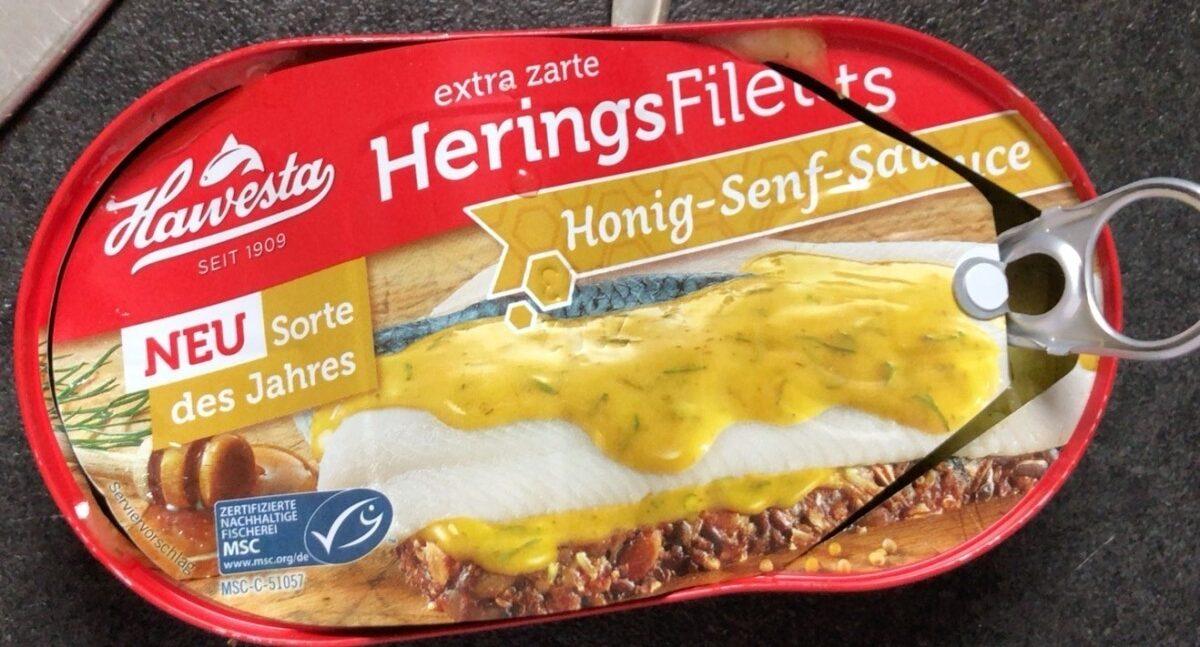 Heringsfilets Honig-Senf-Sauce - Prodotto - de