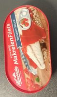 Makrelen Filets Tomaten Sauce - Product - de