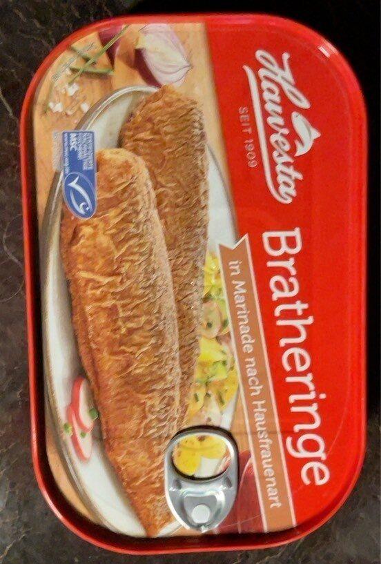 Hawesta Bratheringe nach Hausfrauenart 375 G - Produkt - de