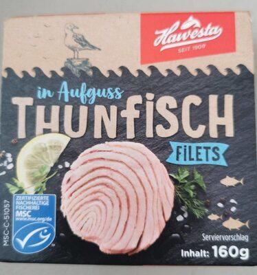Thunfisch-Filet im eigenen Saft - Produkt - de