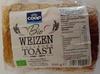 Bio Weizen Vollkorn Toast - Product