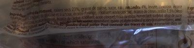 Kronen Marzipan stollen Mit 10% Marzipanfüllung - Ingrediënten