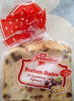 Rosinen-Stuten - Produit - de
